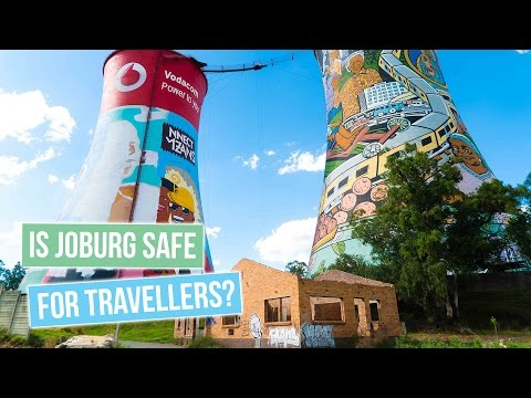 Is Joburg SAFE to travel to?