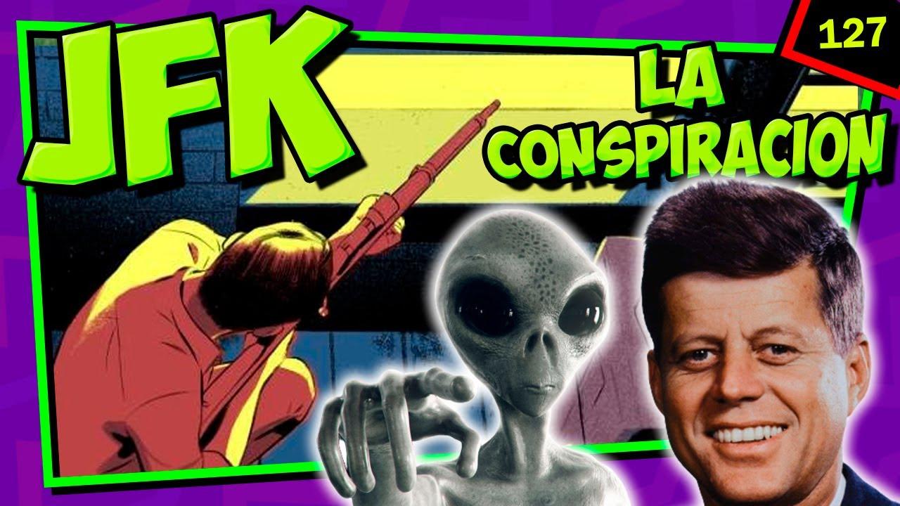 El misterio de JFK 🌀 ¿Su muerte fue un timo?