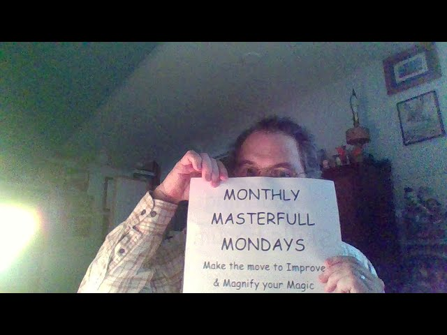 MasterFull Mondays - The FOUR REALMS of MasterFull Coaching