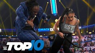 Top 10 Friday Night SmackDown moments: WWE Top 10, Feb. 05, 2021