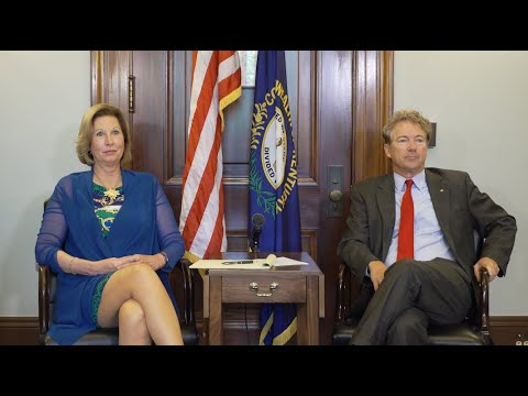 Summer Intern Lecture Series: Senator Paul And Sidney Powell