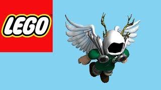 How to Build LEGO Stickmasterluke | Roblox