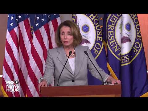 WATCH: Pelosi, Ryan call on Rep. Conyers to resign