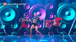 Lip Sync Battle: Greg James vs Alesha Dixon: Sport Relief 20...