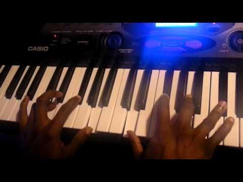 Drake - Doing it Wrong ft Stevie Wonder piano tutorial