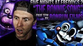 "Vapor Reacts #449 | [FNAF SFM] FNAF 2 SONG ANIMATION ""The Bonnie Song"" by BonBun Films REACTION!!"