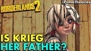 Borderlands 2 Theory: Is Krieg Really Tiny Tina
