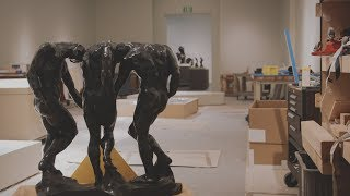 Behind the scenes: Stanford's Cantor Arts Center reimagines Rodin