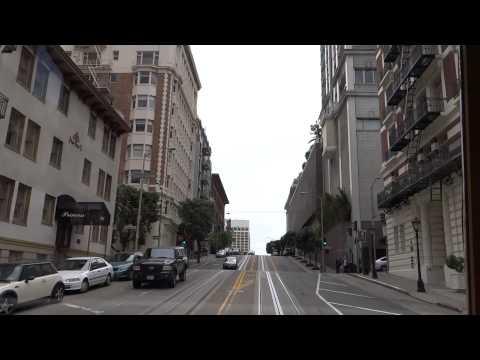Cable Car-San Francisco