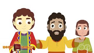 Joseph In Prison I Stories of Joseph I Animated Children