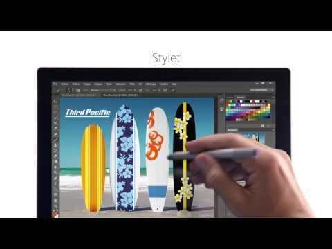 Surface Pro 3 vs MacBook Air : Publicité Officielle