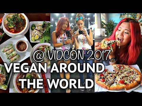 BEST VEGAN PIZZA (Vegan Around The World #8 - Anaheim)
