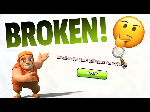 This is BROKEN : Clash of Clans : Attacking your Enemy's WEAKNESS!