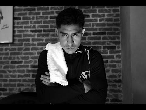 Bradley vs. Vargas: Jessie Vargas Media Workout Interview