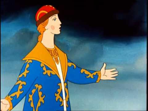 Сказка о царе Салтане 33 богатыря.