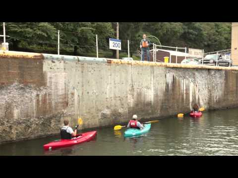 Locking Through: A Guide for Navigating Pittsburgh's Locks and Dams