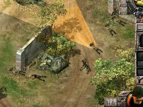 commandos 2 version 1 20 game play |
