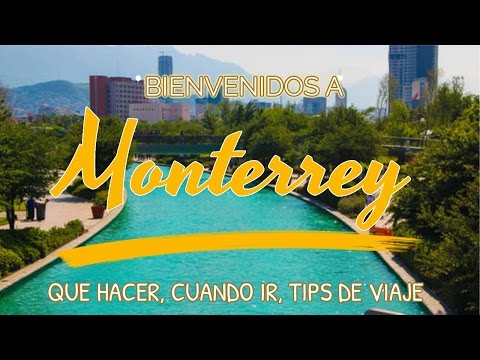 ✈ TOUR POR MONTERREY NUEVO LEON  | PARQUE FUNDIDORA MONTERREY | Tips when travel to Monterrey