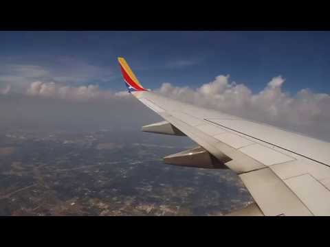 *Full Departure* Southwest Airlines 737-700 (Heart Livery) Takeoff From Dallas Love Field