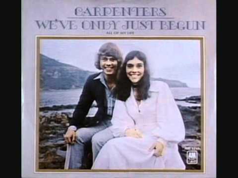 We've Only Just Begun - The Carpenters - David Locke - YouTube