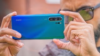 Huawei P30 Pro - A Day in the Life