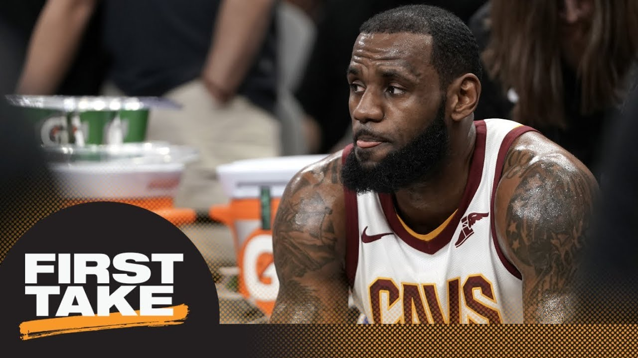 Stephen A. on LeBron James disappointed with Cavs: He wanted Paul George badly | First Take | ESPN