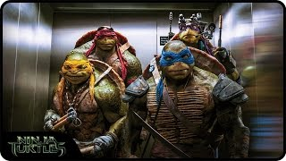 NINJA TURTLES – Beatbox dans l'ascenseur