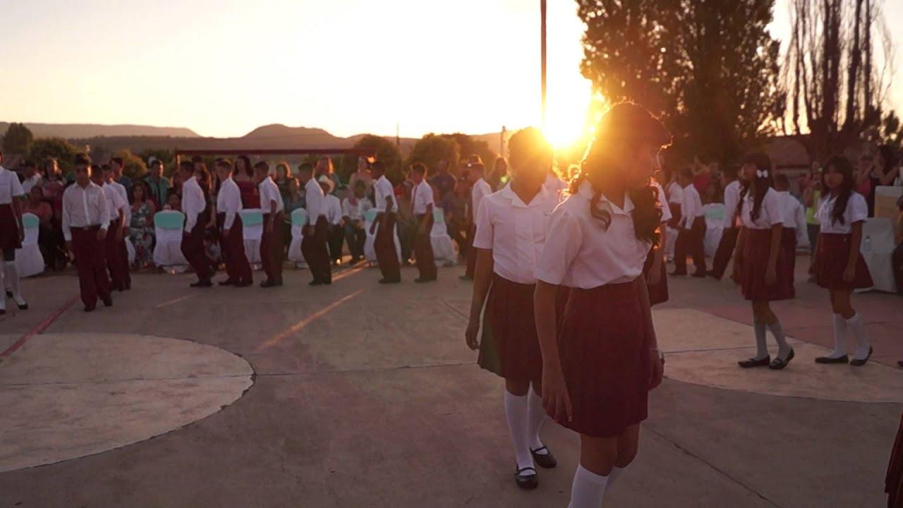 820247862 Marcha de Graduación Escuelas Primarias Ignacio Zaragoza y Leona Vicario
