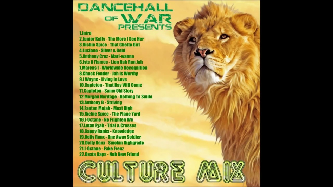 Reggae - Magazine cover