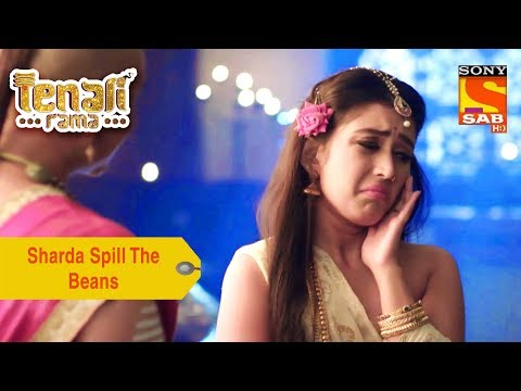 Your Favorite Character | Sharda Spill The Beans To The Queens | Tenali Rama