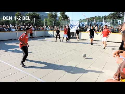 European Street Cup 2013: Final Denmark vs Belgium
