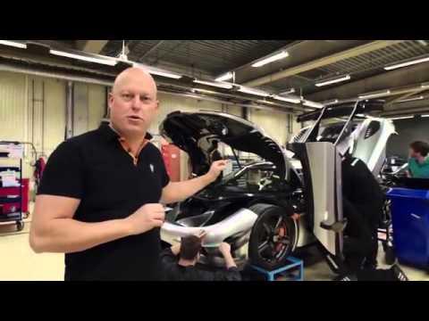 Chứng kiến quá trình lắp ráp siêu xe mạnh nhất thế giới   Autopro com vn