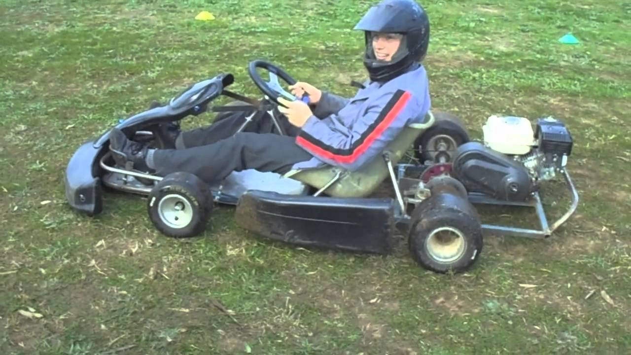 How to Design and Build a Go Kart : 26 Steps (with Pictures)