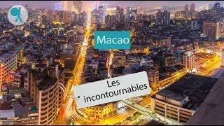 Macao - Les incontournables du Routard
