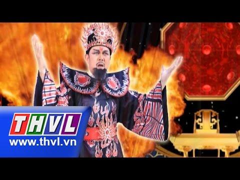 THVL | Diêm Vương xử án 2016 - Tập 3: Lên trần gian ăn Tết (phần 1): NS Việt Anh, Nam Thư