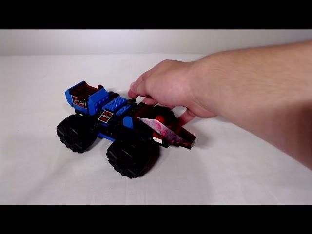 Lego Spy Trak 1 (6895) ist im anmarsch