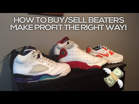 HOW TO BUY/SELL/TRADE BEATERS! (THE EASY WAY!)