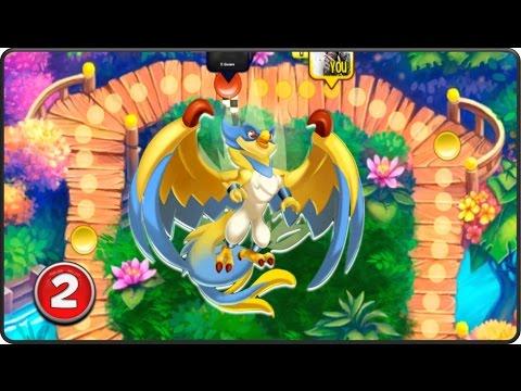 Dragon City - High Spirits Dragon [Walkthrough Lap 2 | Completed]