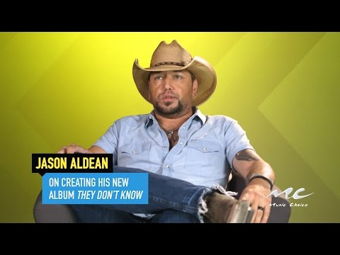 Jason Aldean on Creating 'They Don't Know'