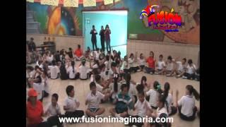 Fusion Imaginaria Con 3ro Y 4to CALMECAC