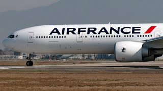 AIR FRANCE NEW LIVERY Boeing 7…