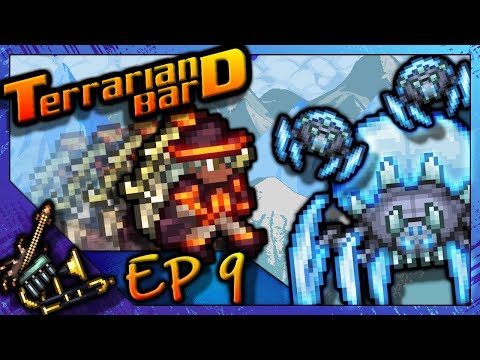 Terraria Expert Bard | Ep 9: Band of Disappointment