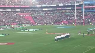 Ireland's Call (SA vs Ireland in Johannesburg 18 June 2016)