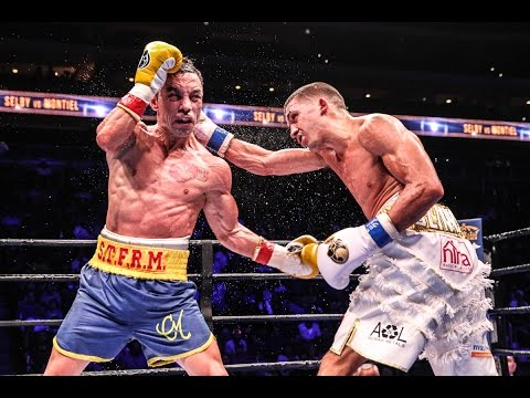 Selby vs. Montiel FULL FIGHT: Oct. 14, 2015 - PBC on ESPN