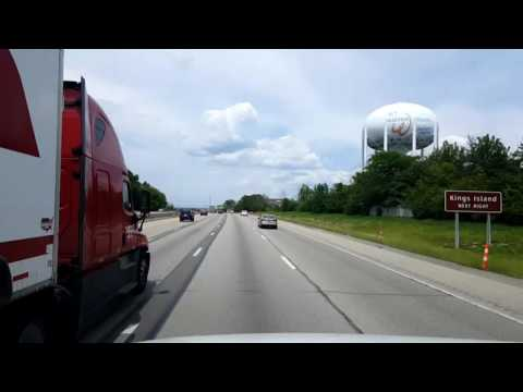 BigRigTravels LIVE! - Cincinnati to Lodi, Ohio - May 31, 2016