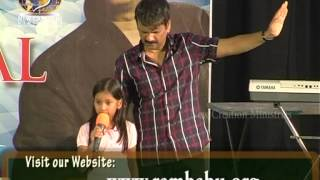 7 Years Youngest Evangelist Annika Rambabu used in Healings and Miracles