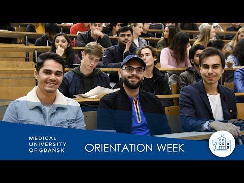 Orientation Week w GUMed