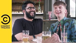Are You Ready for Yorkshire's Greatest Stripper?   Pie And A Pint: Eshaan Akbar & Joe Sutherland