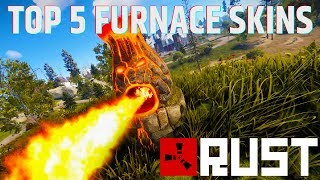 TOP 5 FURNACES | RUST |