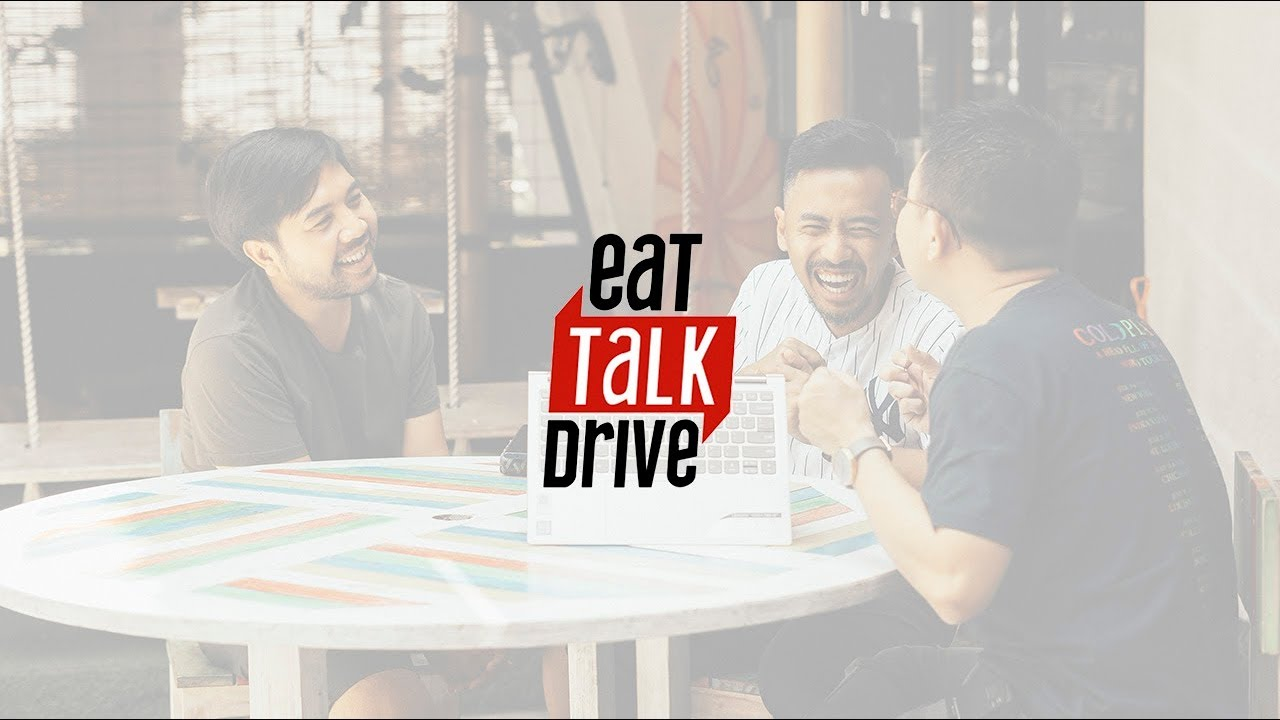 Eattalkdrive With Kenny Santana Kartupos Travelling Then Now